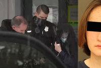 Dívka (14) se přiznala k vraždě své sestry (†19): Když přijela policie, snažila se smýt krev ve sněhu