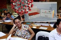 Zdravotní sestry vám pošleme za vakcíny, nabídli Filipínci výměnu Britům a Němcům
