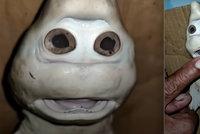 Rybář z moře vylovil zvláštního mutanta: Chytil žraloka s lidskou tváří!