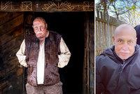 Andrej Hryc (†71) ožije v seriálu! První fotky z poslední role