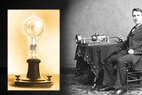 V 19. století sestrojil elektromobil a rozsvítil česká města elektrickým proudem. František Křižík předběhl dobu