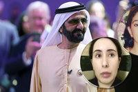 """""""Mučí ji!"""" Princezna Latifa ze zajetí žádá svobodu pro sestru. Šamzu vězní 20 let"""