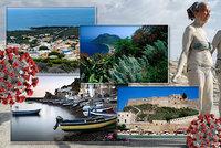 Turistické ráje, kterých se nedotkla pandemie: Krásné pláže, přísné kontroly i obavy místních