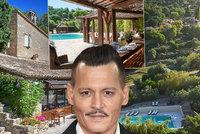 Pirát z Karibiku Depp netroškaří: Zbavuje se celé své vesnice ve Francii! Chce za ni miliardu