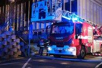 V Záběhlicích hořela serverovna. Předběžná škoda je vyčíslena na 5 milionů korun
