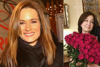 Moderátorka Klára Doležalová se chlubí maminkou, která slaví 70: Vypadá neskutečně mladě!