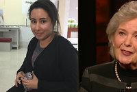 """""""Největší chyba mého života."""" Exprezidentka lituje svých slov o vězněné princezně Latifě"""