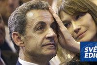 """""""Šílená neúprosnost, má lásko!"""" Manželka odsouzeného Sarkozyho Carla Bruniová smutní"""
