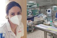 Lékařka Zuzana (41) z covidária: Vytváříme si rezervy pro mladší, v očích dusících se pacientů je strach