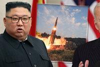 Kim pokračuje v jaderném zbrojení, dokazují čerstvé fotky. Sejde se Biden s diktátorem?