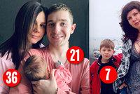 Vláďovi (21) porodila jeho nevlastní máma (36) dcerku! Podivný pár se chlubí miminkem