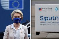 Sputnik má oficiálně nakročeno do Evropy. Léková agentura zahájila jeho hodnocení