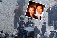 Gillian Andersonová alias Scullyová z Akta X v Česku: Pauza na neřesti musí být!