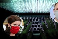 Masivní kybernetický útok: Hackeři napadli úřad Maláčové i Prahu. Může za to chyba?