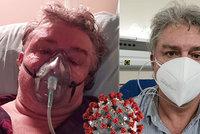 Komunista Dolejš (60) leží s covidem na kyslíku. V nemocnici skončil i přes negativní test