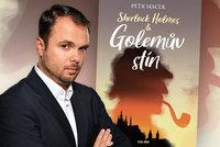 Sherlock Holmes se vrátil do Prahy: Slavného detektiva se ujal český autor