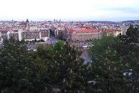 Praha se loučí se zimou. Předjarní týden ale příliš prosluněný nebude