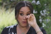 """Meghan šokovala u Oprah: Chtěla jsem se zabít, báli se, jakou bude mít Archie """"barvu""""! Kate ji rozplakala"""