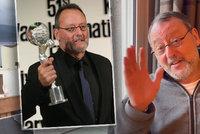 Hvězdné povzbuzení pro české zdravotníky: Držte při sobě, jsme s vámi! vzkázal jim herec Jean Reno