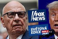 Miliardář Murdoch slaví 90 let. Předá impérium dětem? Problémem covid i Trumpův konec
