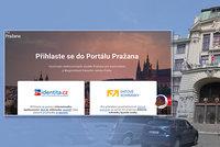 Poplatky za parkování nebo za psy přes internet? Praha rozšíří Portál Pražana