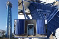 Ikonická vodárenská věž Děvín: Obří rekonstrukce za 100 milionů! Některé části skončily v muzeu