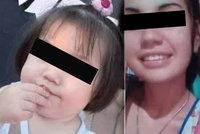 Rodiče zabili holčičku (†3) při satanistickém rituálu? Vrazili jí do srdce obří jehly
