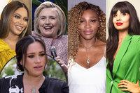Odporná krutost a inspirace! Rozhovor Meghan a Harryho řeší i Beyoncé a další hvězdy