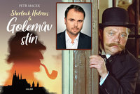 Hrušínského inspektor Ledvina je zpět: Po Nicku Carterovi pomáhá Sherlocku Holmesovi!