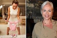 Těhotná Martina Pártlová odhalila pohlaví miminka: Jak tohle uhlídáme, baví se