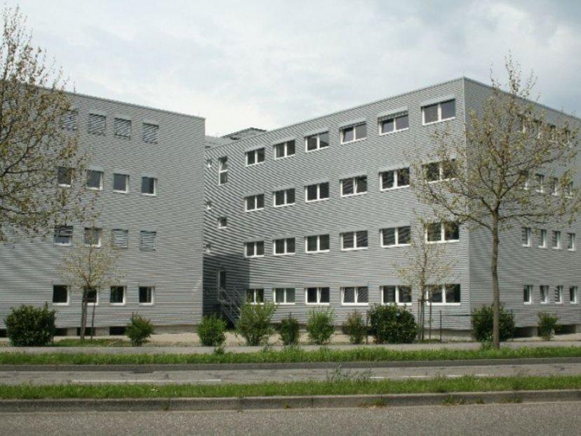 Kancelářský dům z kontejnerů, Německo