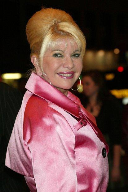 Ivana Trumpová zažila ve vile mnohé.