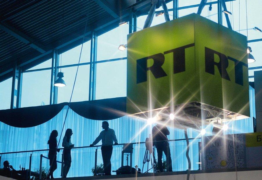 RT se původně jmenovala Russia Today a vysílala pouze v anglickém jazyce.