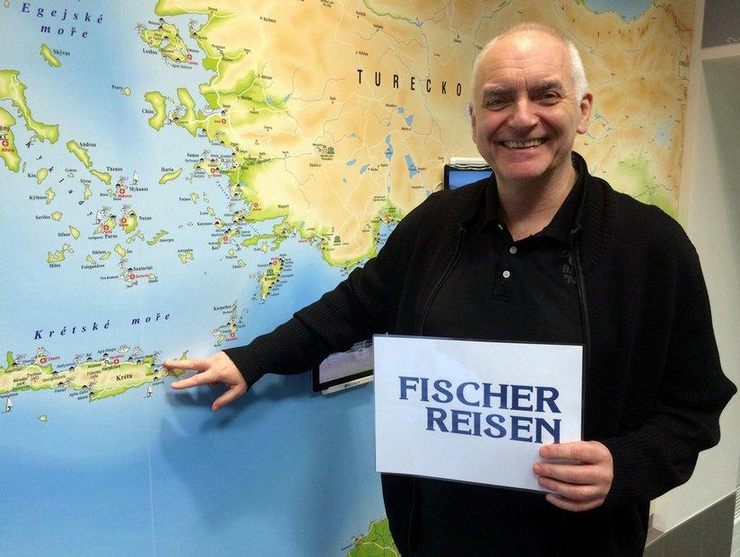 Podnikatel Václav Fischer se vrací na český trh cestovního ruchu. Prostřednictvím portálu NaCesty.cz začal 7. února nabízet českým zákazníkům zájezdy své cestovní kanceláře Fischer Reisen na letní sezonu.