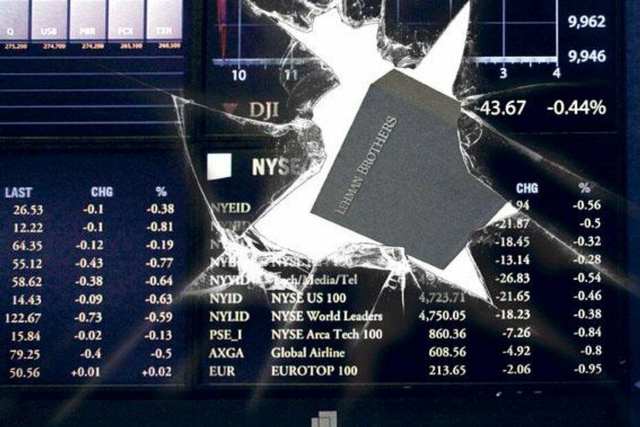 Před dvěma lety začala krize. Padli Lehman Brothers