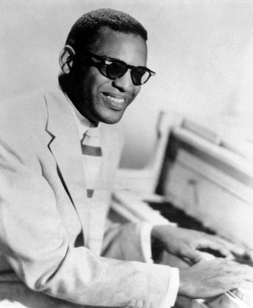 Ray Charles v roce 1954