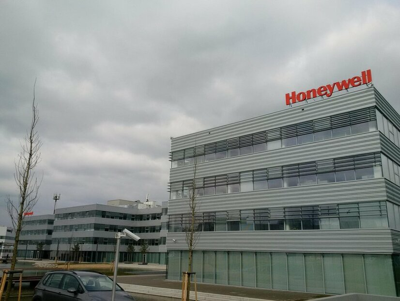 Honeywell v Brně.