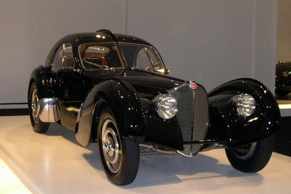 Bugatti Type 57SC Atlantic z roku 1938