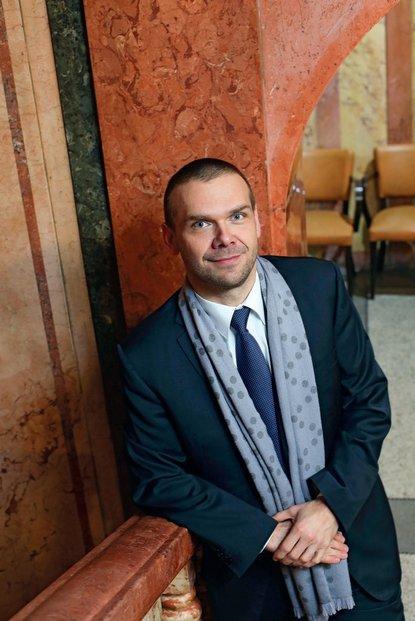 Martin Baxa, náměstek plzeňského primátora