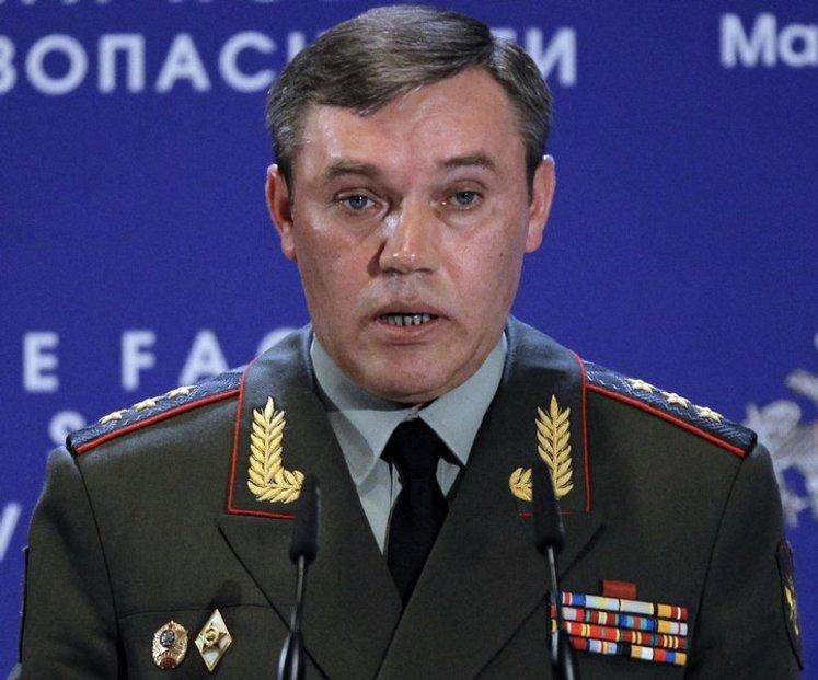 Generál Valerij Gerasimov