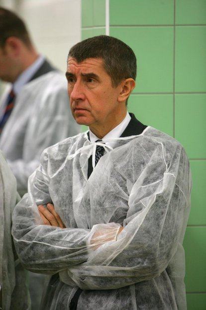 Sooner or later Andrej Babiš will realise that he must entrust the leadership of the ANO ('YES') movement to someone else, thus giving a clear 'NO' to the world of politics