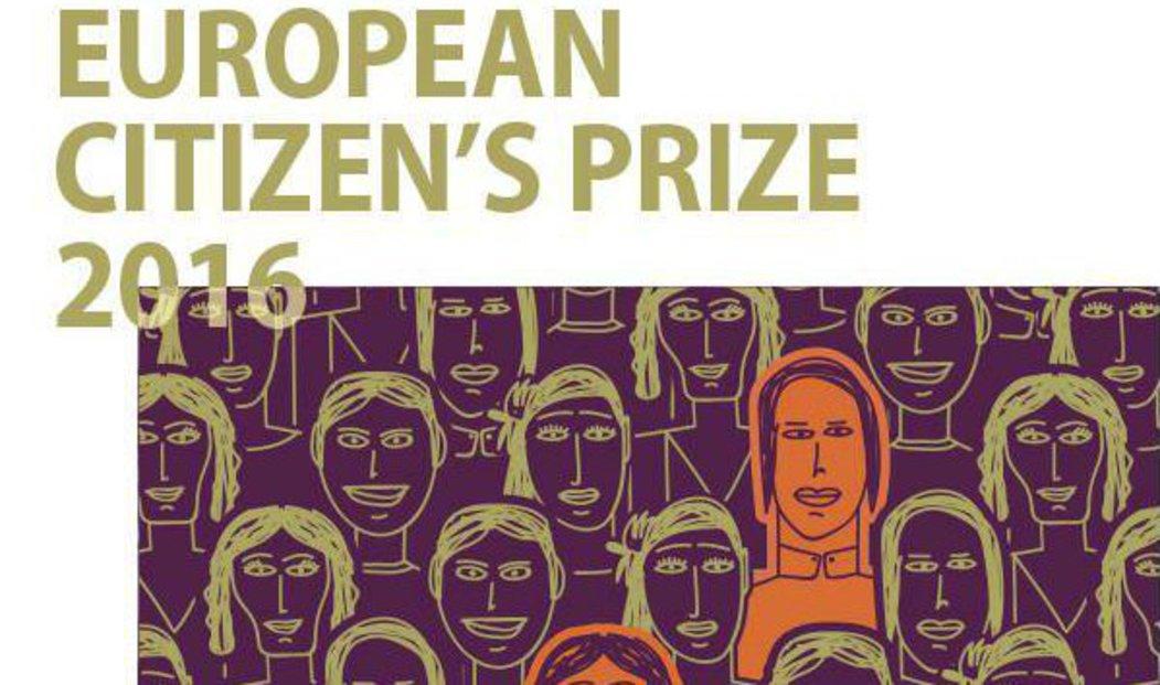 Cenu evropského občana získaly letos za Českou republiku organizace ADRA a zakladatelka projektu Czechitas Dita Přikrylová