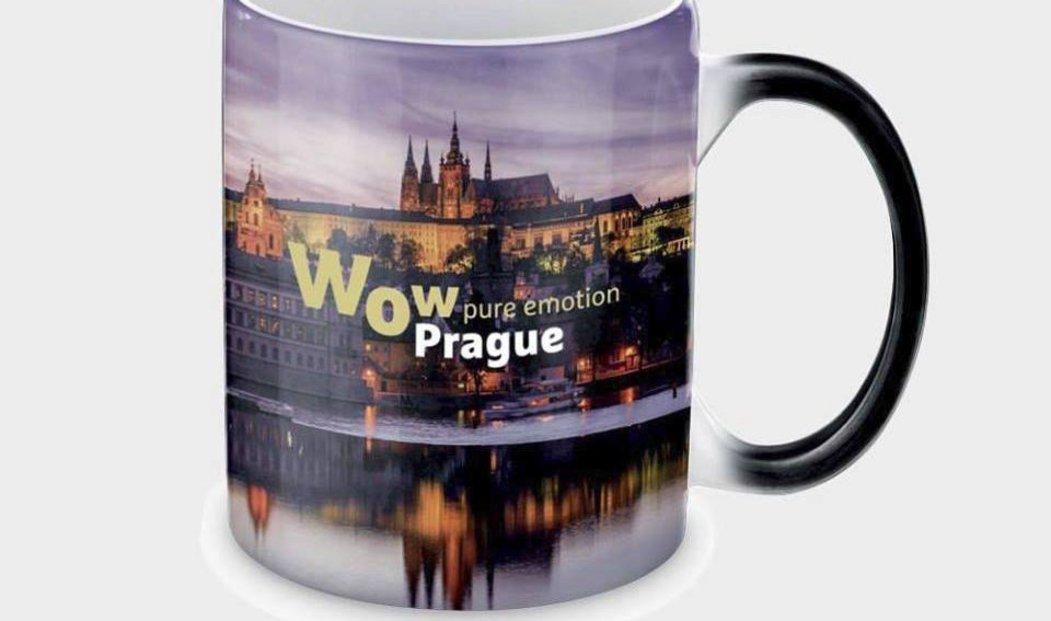 V současné době Praha využívá vizuální styl vytvořený grafickým studiem Dynamo design.