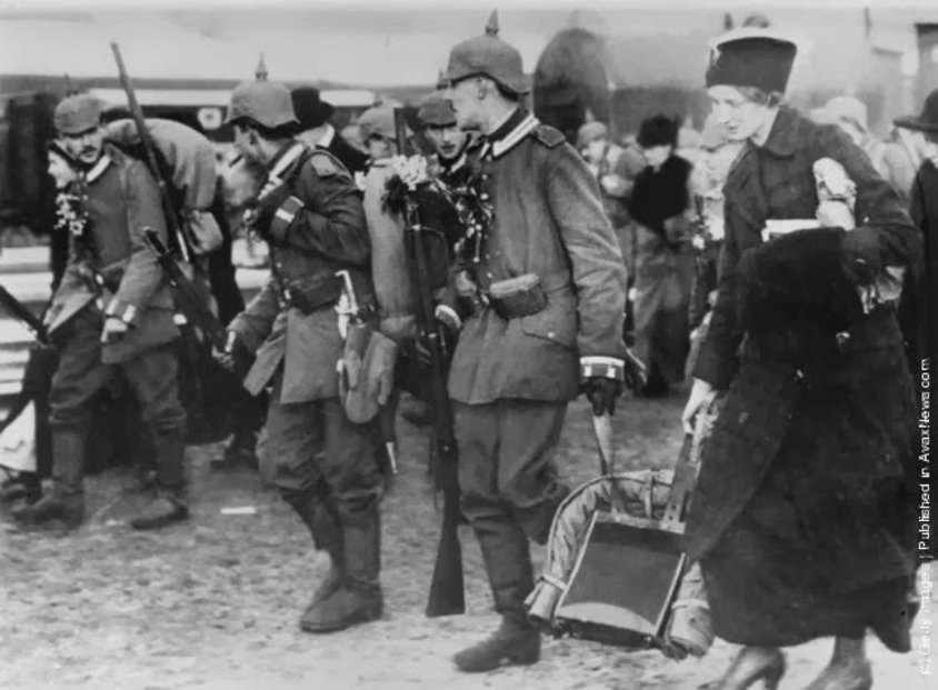 První světová válka v obrazech