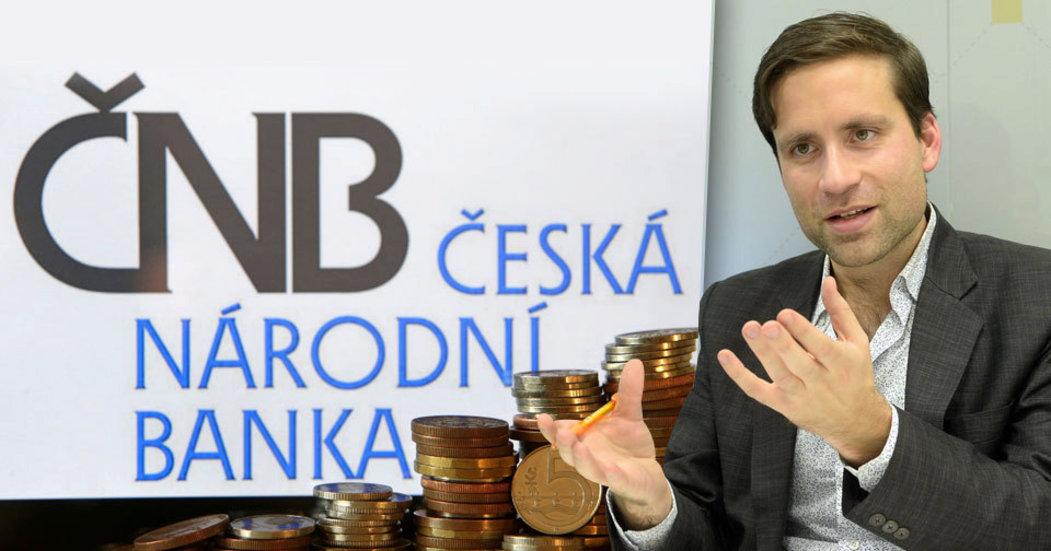 Ekonom Lukáš Kovanda hodnotí dění po konci intervencí ČNB