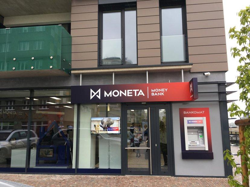Moneta Money Bank nová pobočka