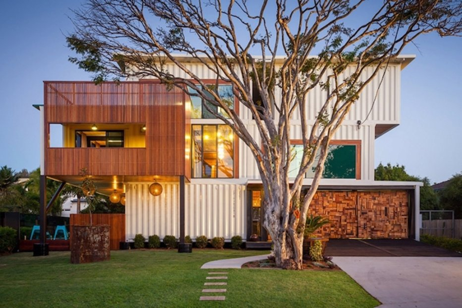 Graceville Container House