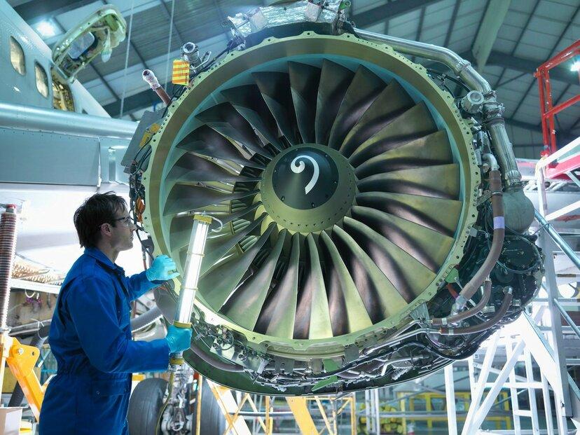 V Česku vyrábí letecké motory americká GE, vše spojené s letectvím dovezené z USA může být propříště dražší