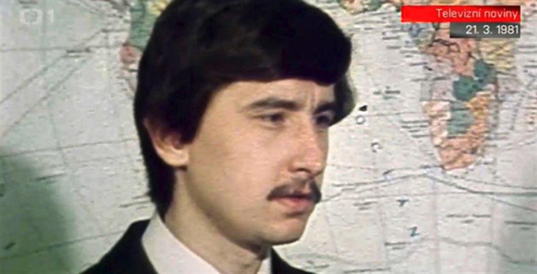 Mladý Andrej Babiš
