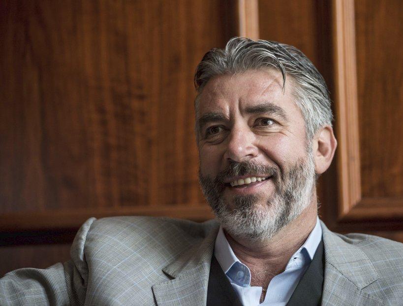 Tomáš Chrenek, majitel Třineckých železáren